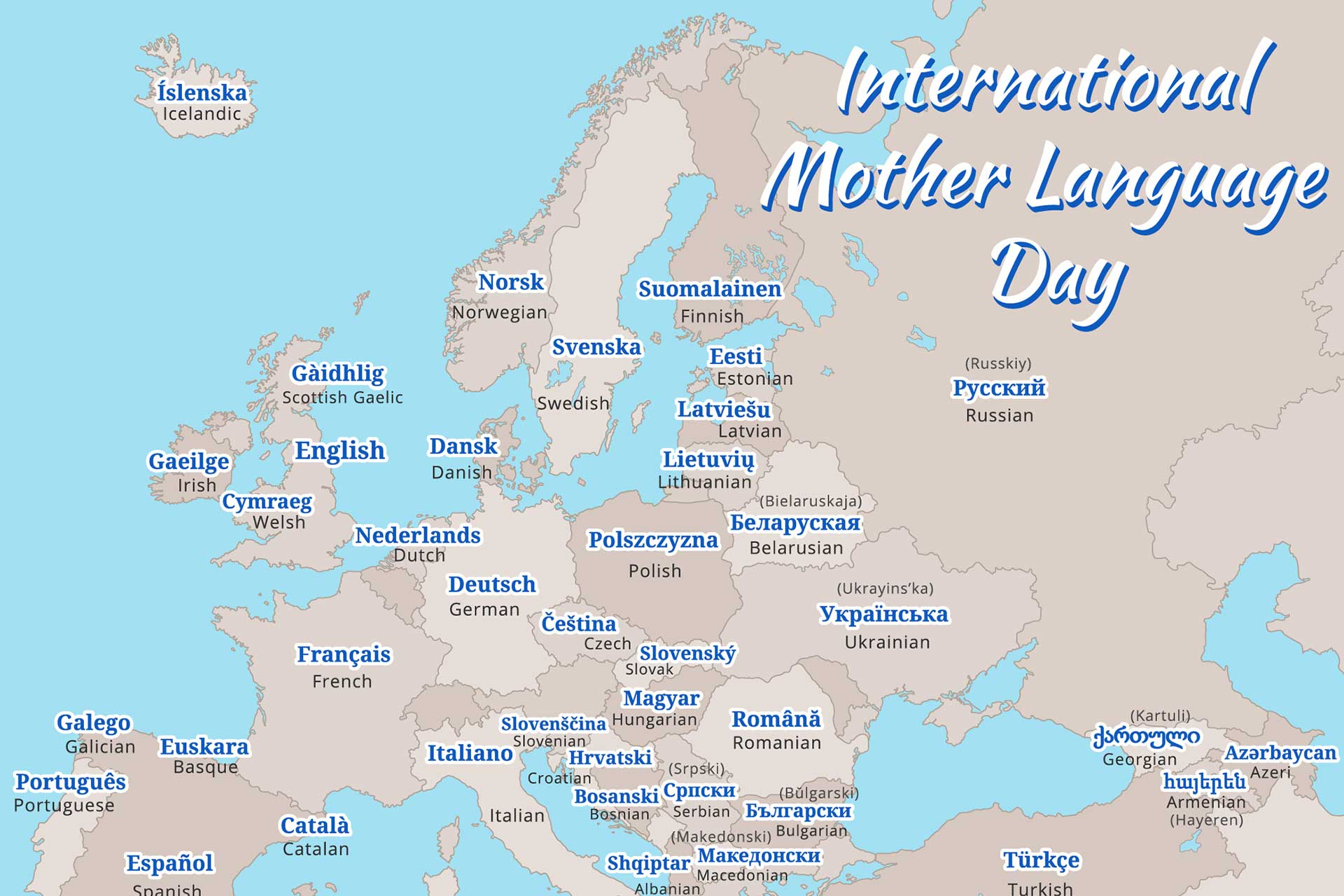 International Mother Language Day 3