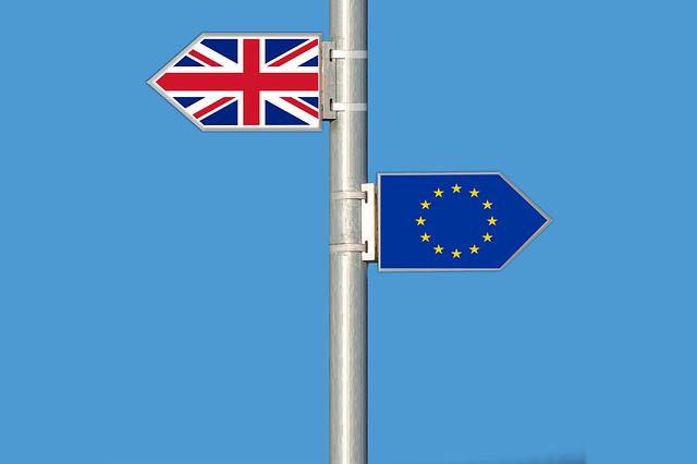 brexit signpost