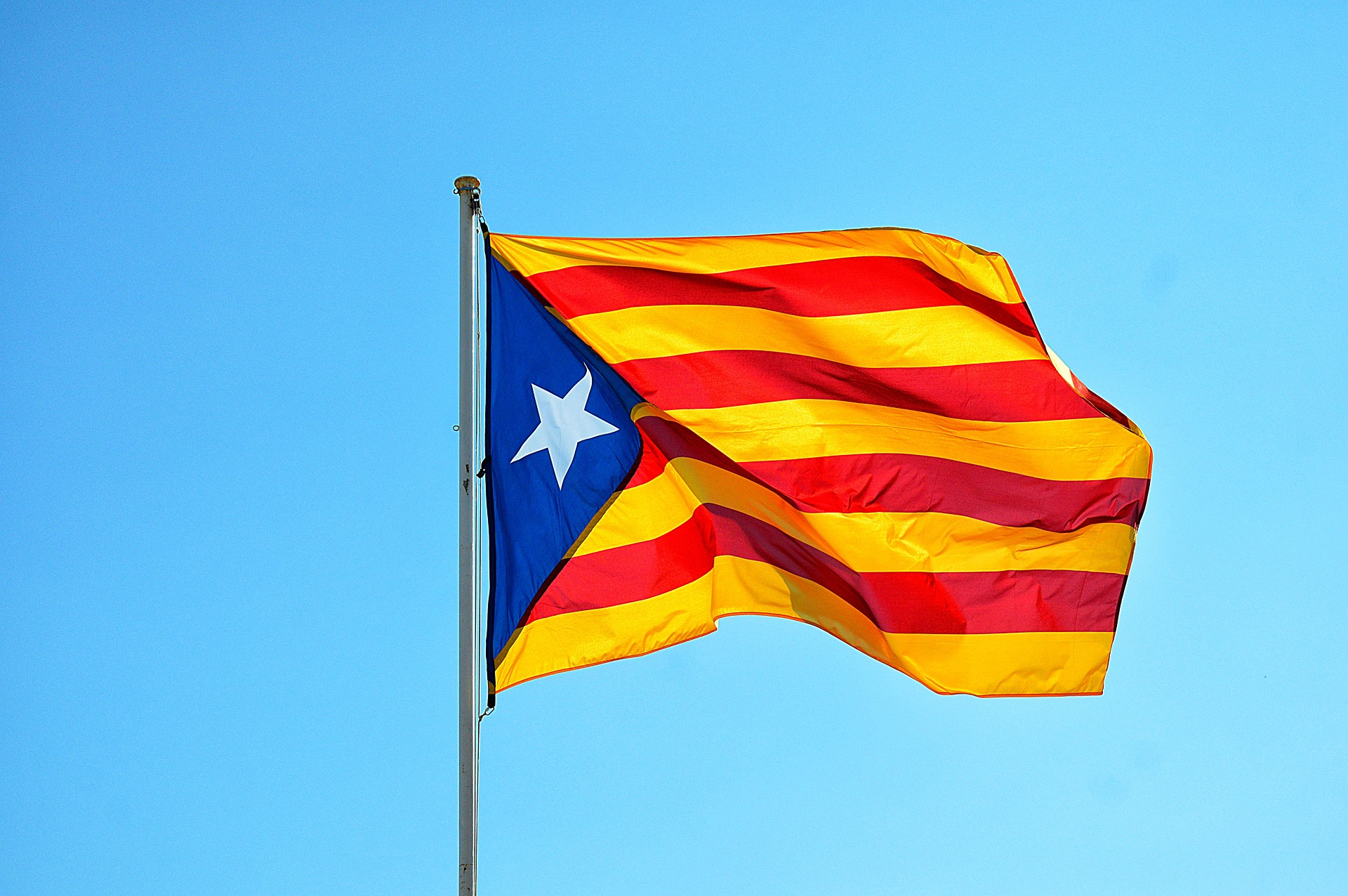 Catalonia's declaration of independence