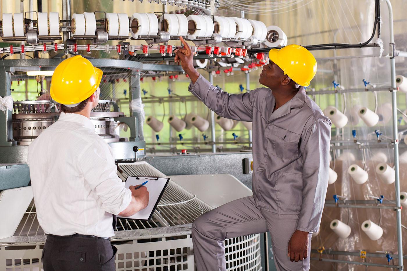 Industrial Equipment Translation